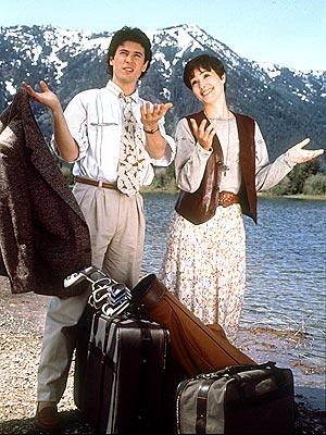 Doktor Fleischman ve Maggie