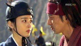 jumong-sosono ilk karşılaşma