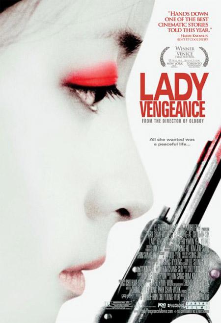lady vengeance/ intikam meleği