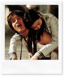kyun-woo sarhoş sevgilisini taşıyor