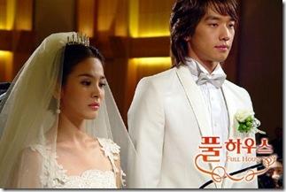 han ji-eun ve lee young-jae'nin evliliği