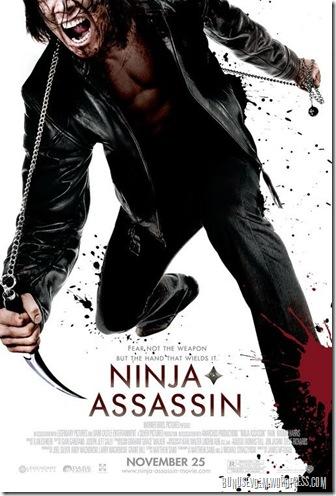 ninja assassin, ninjanın intikamı