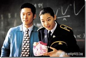 windstruck- kız myung-woo'nun sınıfına giriyor