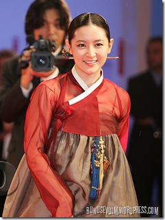 hanbok, lee young-ae
