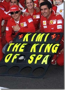 king of spa