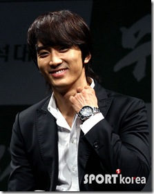 Song Seung-heon hublot f1