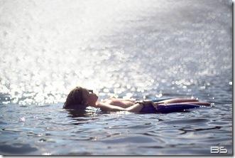 sırtüstü denizde yatmak, yatışların en keyiflisi