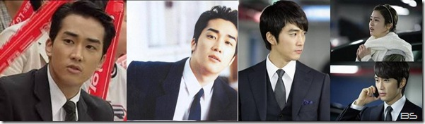 song seung-heon ölene kadar aynı