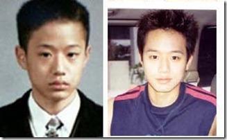 chun jeong-myun çocukluk