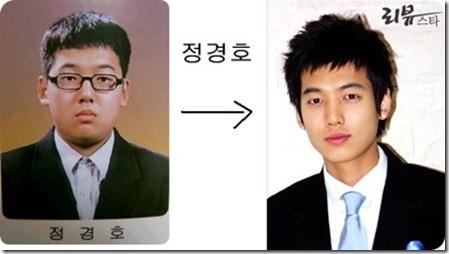 jung kyung-ho çocukluk