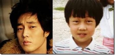 So Ji-sub çocukluk