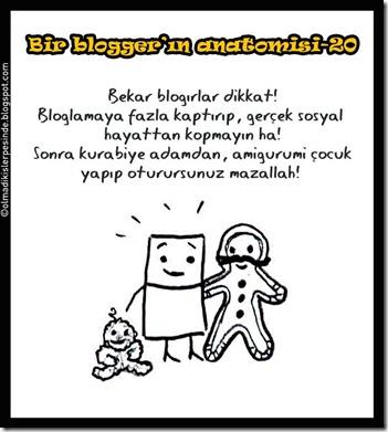 amigurumi yapan blogger